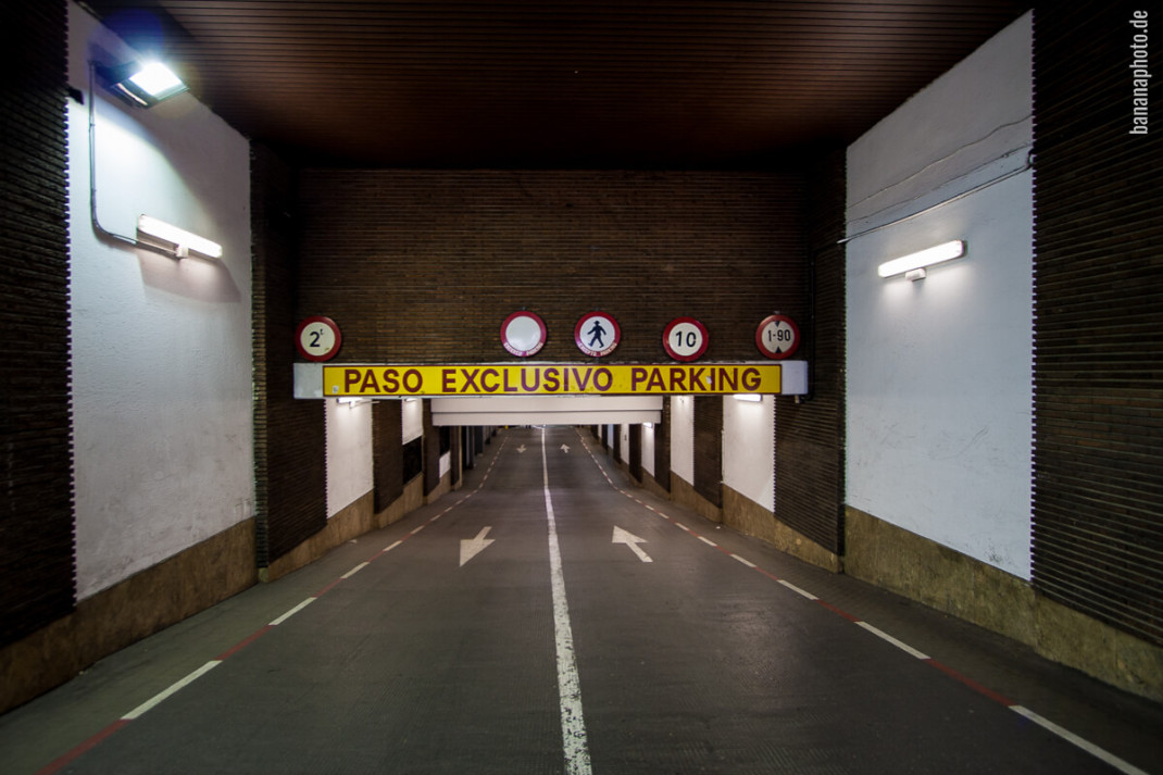Paso Exclusivo Parking