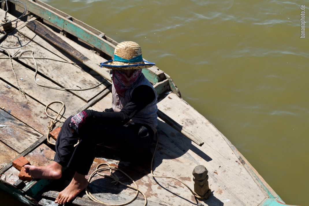 Fishermen on the Tonle Sap Lake